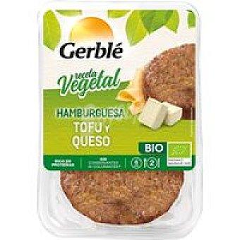 Cereal Bio Hamburguesa de tofu-queso Pack 2x75 g