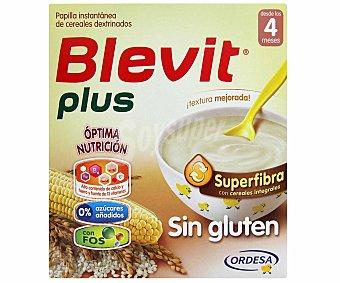 Blevit Papilla cereales sin gluten, a partir de 4 meses 600 g