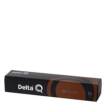 Delta Q Café Qharisma en Cápsulas 10 unidades