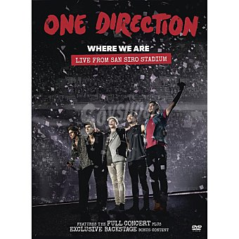 STADIUM One Direction - Where We Are: Live From San Siro