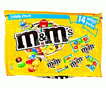 m&m's Grageado de Chocolate Bolsa 280 Gramos