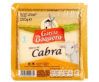 García Baquero Queso de cabra 250 gramos