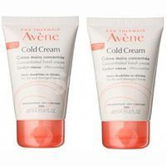 Avène Crema de manos Cold Cream Pack 2 x 50 ml