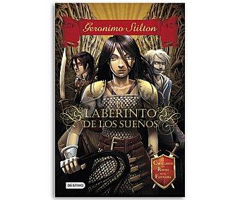 JUVENIL Gerónimo Stilton, Caballeros del reino de la fantasía 1, El laberinto de los sueños, vv.aa. Género juvenil, editorial: Destino. Descuento ya incluido en pvp. PVP anterior: