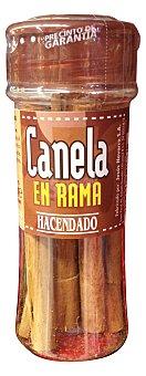 HACENDADO Canela en rama (tapón marrón) Tarro de 70 g