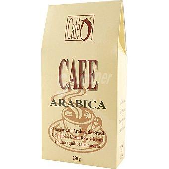 CAFEO Café molido pura mezcla 100% Arábica Paquete 250 g