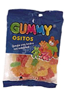 Gomas gummy ositos 125 GRS