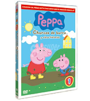 PEPPA PIG VOL 1DVD