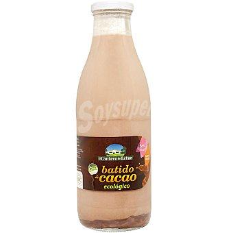 El Cantero de Letur Batido de cacao procedente de ganadería ecológica Botella 1 l