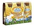 Batido de vainilla Pack de 3 uds de 200 ml Central Lechera Asturiana