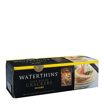 Waterth Crackers sésamo 100 g