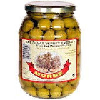 Morbe Aceitunas enteras Frasco 550 g