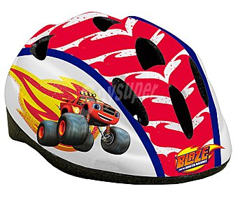 BLAZE & MONSTER MACHINE Casco infantil Bleze, 1 unidad