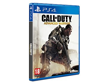 ACCIÓN C.duty ad.warfare PS4 1u 1u