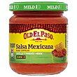 Salsa mejicana Bote 190 g Old El Paso