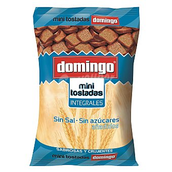 Domingo Tostadas mini integrales 280 g
