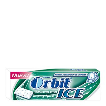 Orbit Chicle de hierbabuena ártica 14 g