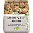 Galletas de arroz sabor frutos del bosque ecológicas y sin gluten Envase 200 g Celibene