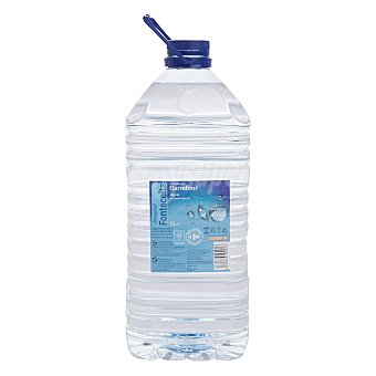 Carrefour Agua mineral natural 5 l