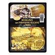 Pasta fresca medialunas de queso parmesano y trufa Paquete 250 g Bel Canto
