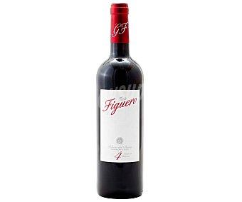 FIGUERO 4 Vino tinto Roble Ribera del Duero Botella de 75 Centilitros