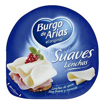 Burgo de Arias Queso en lonchas suaves Burgo de Arias 125 g
