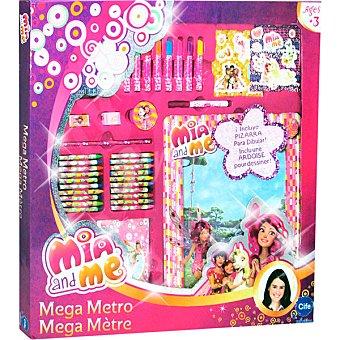 CIFE Mega Metro Cuadrado Holográfico Mia & Me