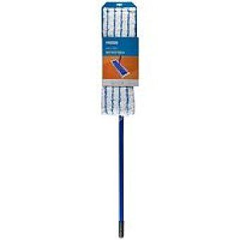 Eroski Mopa con palo 130 cm microfibra Pack 1 unid