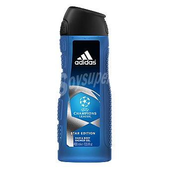 Adidas Gel de ducha uefa hombre 400 ml