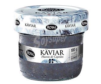 Pescados Royal Huevas de lumpo y capelán Bote 100 gramos