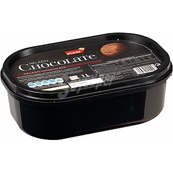 Aliada Helado de chocolate Tarrina 1 l