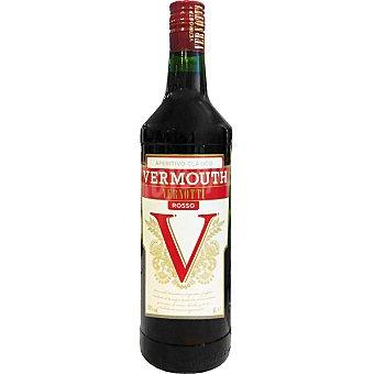 VERNOTTI Vermouth rojo elaborado para grupo El Corte Inglés botella 1 cl Botella 1l