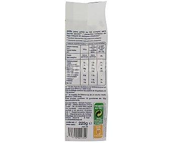 Auchan Panecillos tostados con trigo integral 225 g