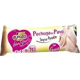 """ElPozo Pechuga de pavo sin grasa """"toque asado"""" 400 g"""
