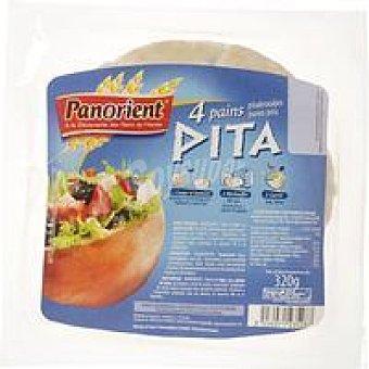 Pan Orient Pan de pira griego 4 unidades (320 g)