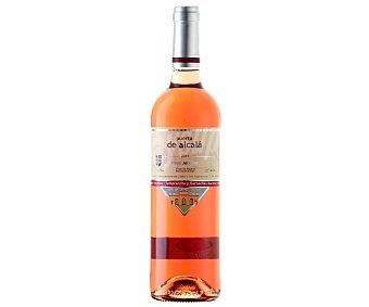 Puerta de Alcalá Vino rosado tempranillo y garnacha con denominación de origen Madrid Botella de 75 centilitros