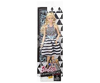 Barbie Muñeca Barbie Fashonistas barbie Fashionista