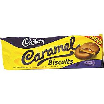 Cadbury Galletas rellenas de caramelo Estuche 130 g