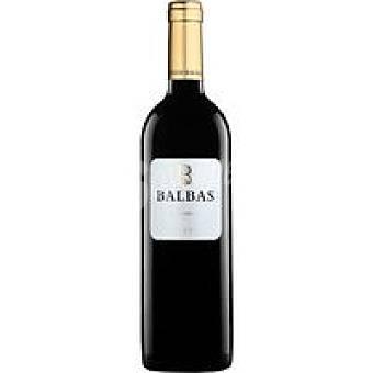 R. del Duero BALBAS Vino Tinto Reserva Botella 75 cl