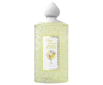 AGUA FRESCA FLORES BLANCAS Agua de colonia fresca, con aroma a flores blancas 750 ml