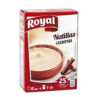 Royal Preparado para natillas caseras 25 raciones Estuche 100 g