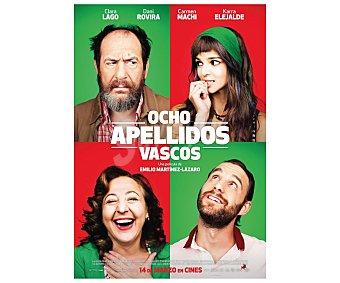 COMEDIA Película en Dvd Ocho apellidos vascos. Género: española. TP