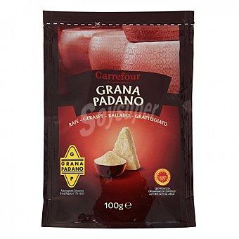 Carrefour Queso rallado Italiano Grana Padano 100 G 100 g
