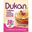 Regime tortitas de salvado de avena sabor vainilla 3 unidades Envase 210 g Dukan