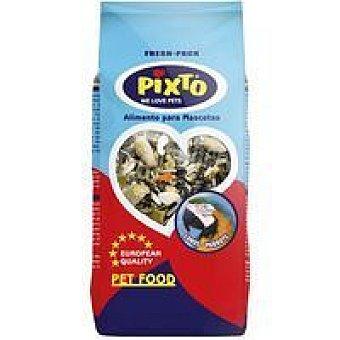 PIXTO Alimento loro y cotorra Paquete 600 g