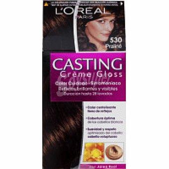 Casting Crème Gloss L'Oréal Paris Tinte castaño N.530 Caja 1 unid