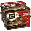 Mousse Gold de chocolate Pack 8x57 g Nestlé