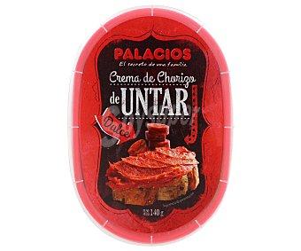 Palacios Crema para untar de chorizo dulce 140 gramos