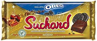 Suchard Turrón de chocolate con oreo Tableta 260 g