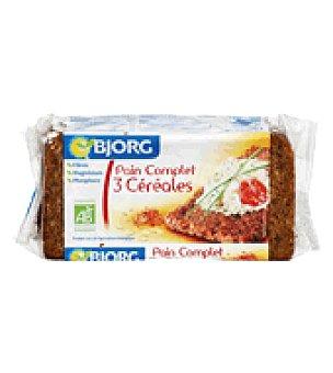 Bjorg Pan integral 3 cereales 500 g